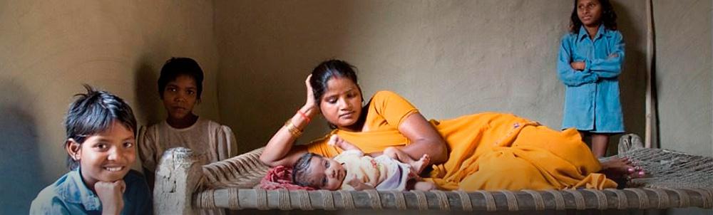 Uttar Pradesh, India - (C) Bill & Melinda Gates Foundation/Prashant Penjiar